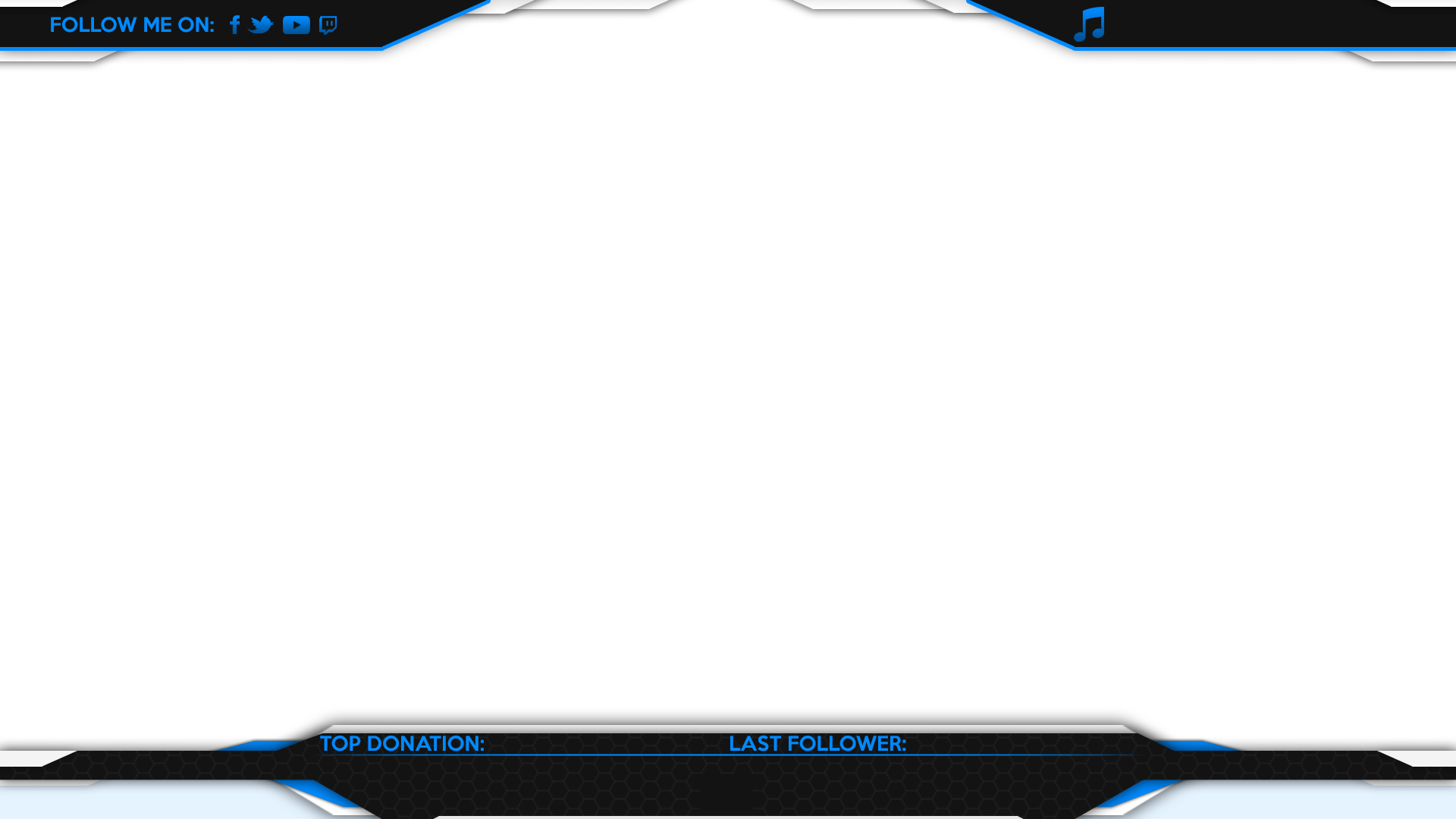 Stream Overlay Template Choice Image Template Design Ideas