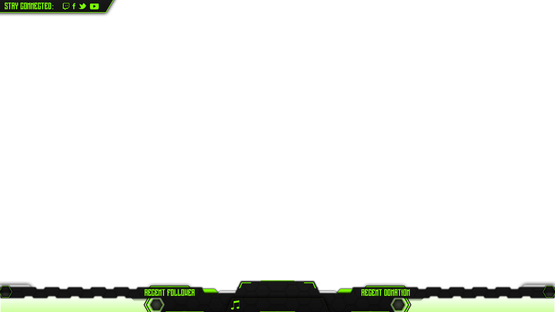 Freedom cs go overlay for Free twitch overlay template