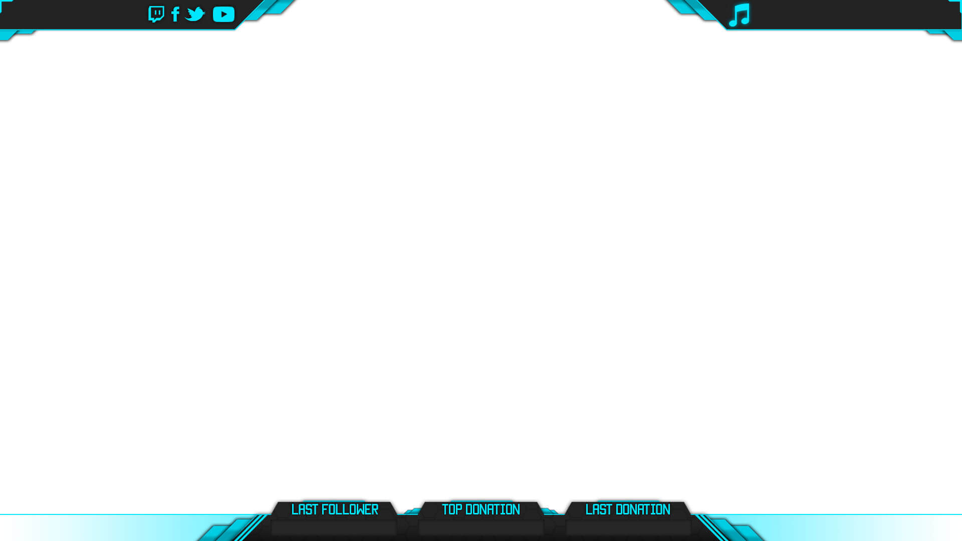 Top Donator Twitch Overlay
