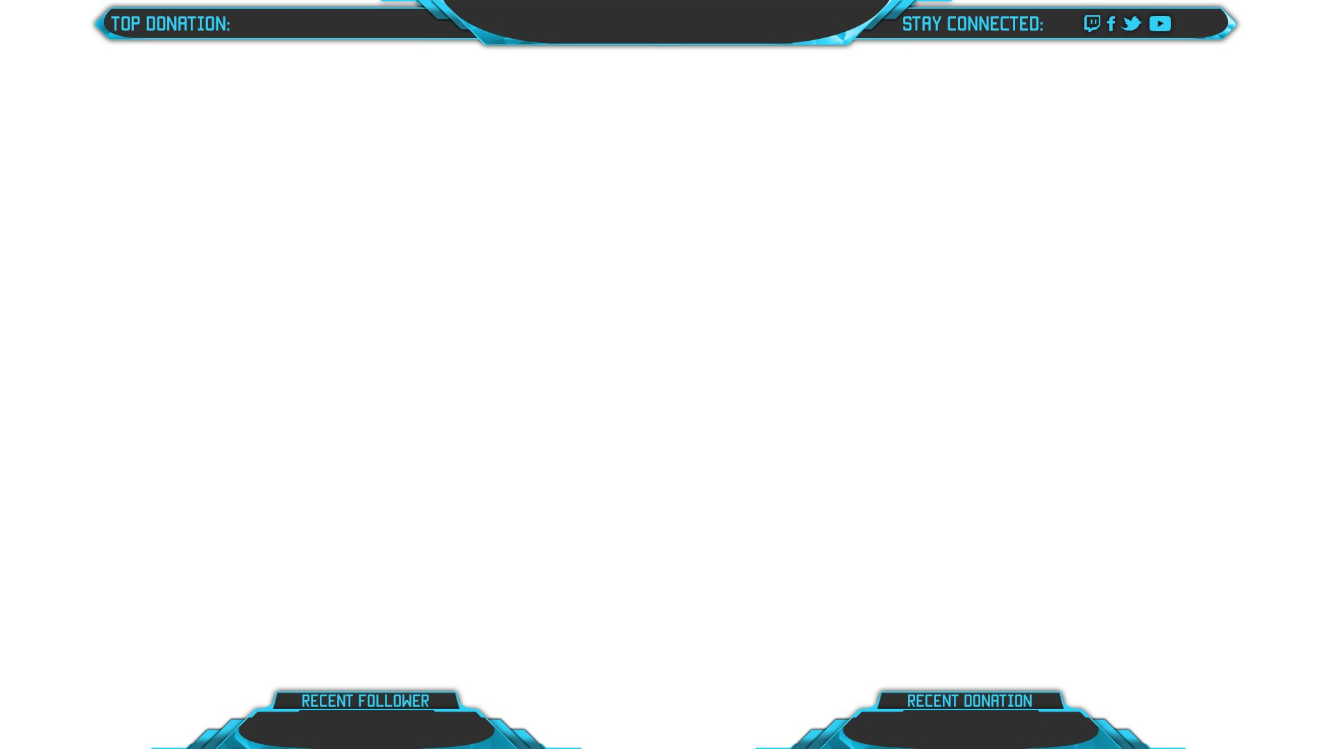 King - Twitch Overlay