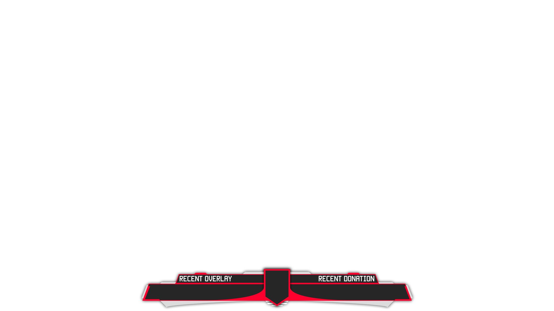 Plant twitch overlay for Free twitch overlay template